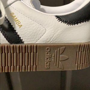adidas Shoes - Adidas Sambarose Shoes - Worn Once